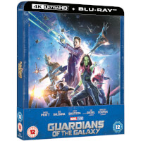 Guardians of the Galaxy - Zavvi UK Exklusives Limited Edition Steelbook