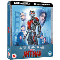 Ant-Man - Zavvi UK Exklusives Limited Edition Steelbook