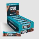 Barrette Proteiche Oats & Whey Gocce di cioccolato
