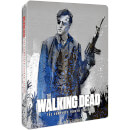 The Walking Dead Season 4 - Zavvi Exclusive Limited Edition Steelbook (Blu-ray)