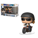 Marvel Captain Marvel Carol Danvers on Motorcycle Pop! Vinyl Ride