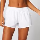 Energy Dual Shorts - White