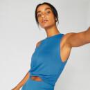 MP Women's Energy Crop Top - Ibiza Blue
