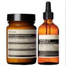 Image of Aesop Mandarin Facial Cream and Parsley Seed Serum Duo %EAN%