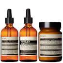 Image of Aesop Mandarin Facial Cream, Parsley Seed Serum and Lightweight Serum Bundle %EAN%