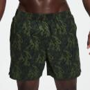 MP Herren Adapt Camo Shorts – Green Camo - XL