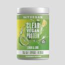 Clear Vegan Protein - 40raciones - Lima y Limón