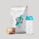 Pack de recuperación Fuel Your Ambition - Oat and Raisin, Vanilla