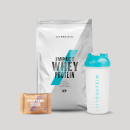 Pack de recuperación Fuel Your Ambition - Oat and Raisin, Unflavoured