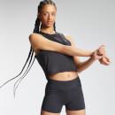 MP Women's Repeat MP Training Crop Vest - Black - XS