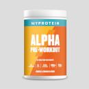 Alpha Pre Workout 600g Orange & Mango