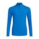 Women's 24/7 Long Sleeve Zip Base Layer - Blue - 8