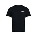 Men's Organic F&B Logo T-Shirt - Black - XS