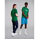 Unisex Heritage Front Logo T-Shirt - Green