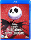 The Nightmare Before Christmas (Blu-ray) [1993]