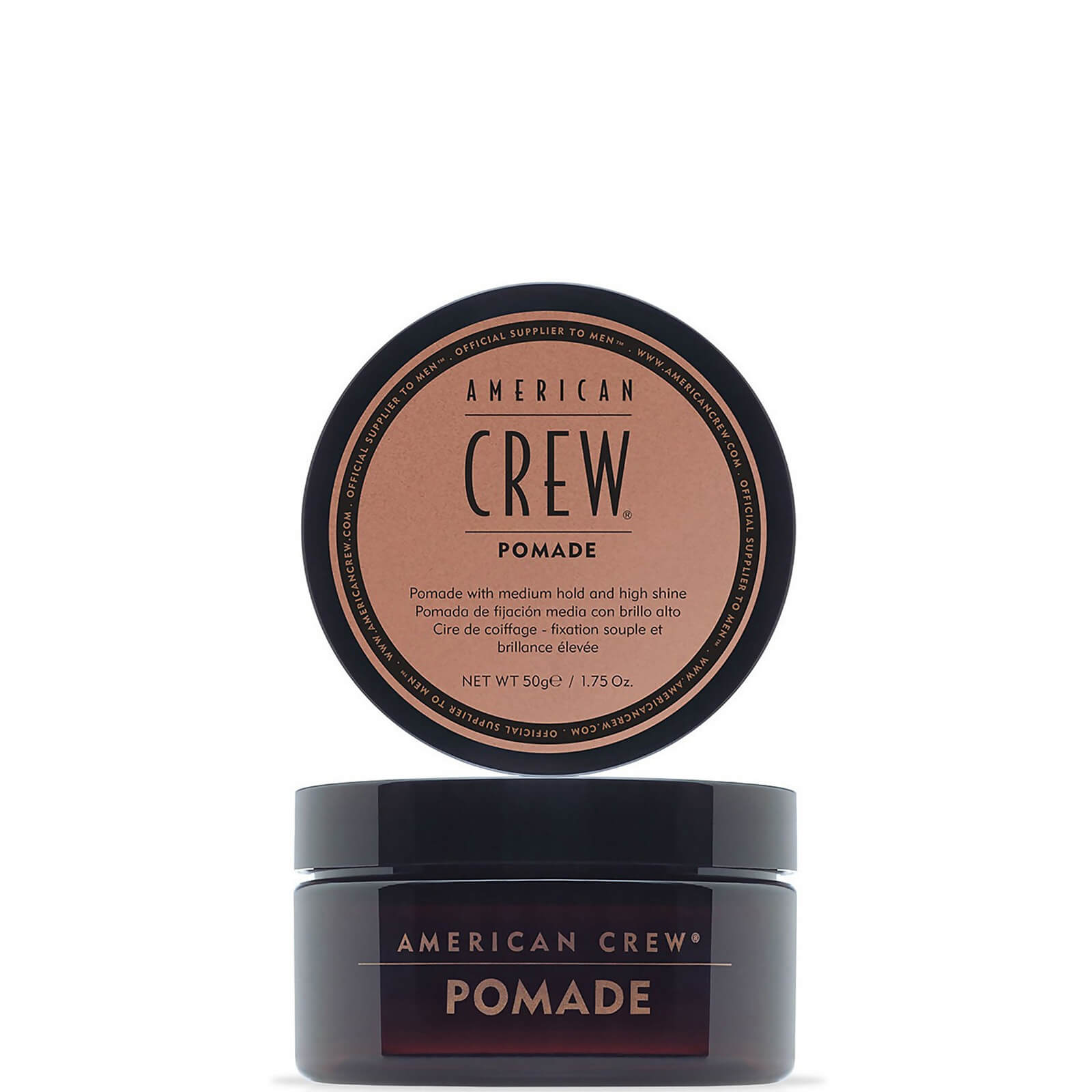Look Fantastic coupon: American Crew Pomade 1.7 oz