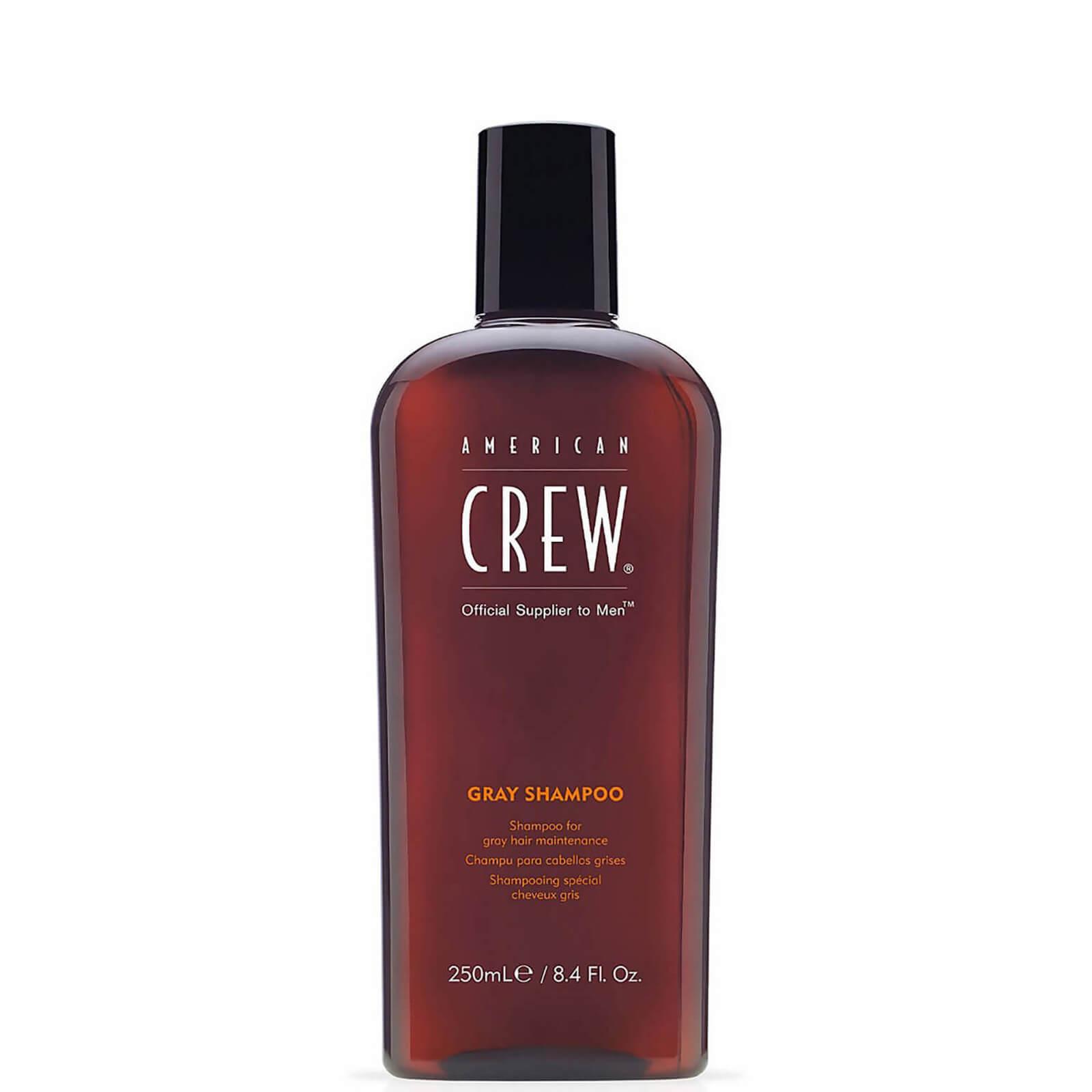 Look Fantastic coupon: American Crew Classic Gray Shampoo 8.5 oz.