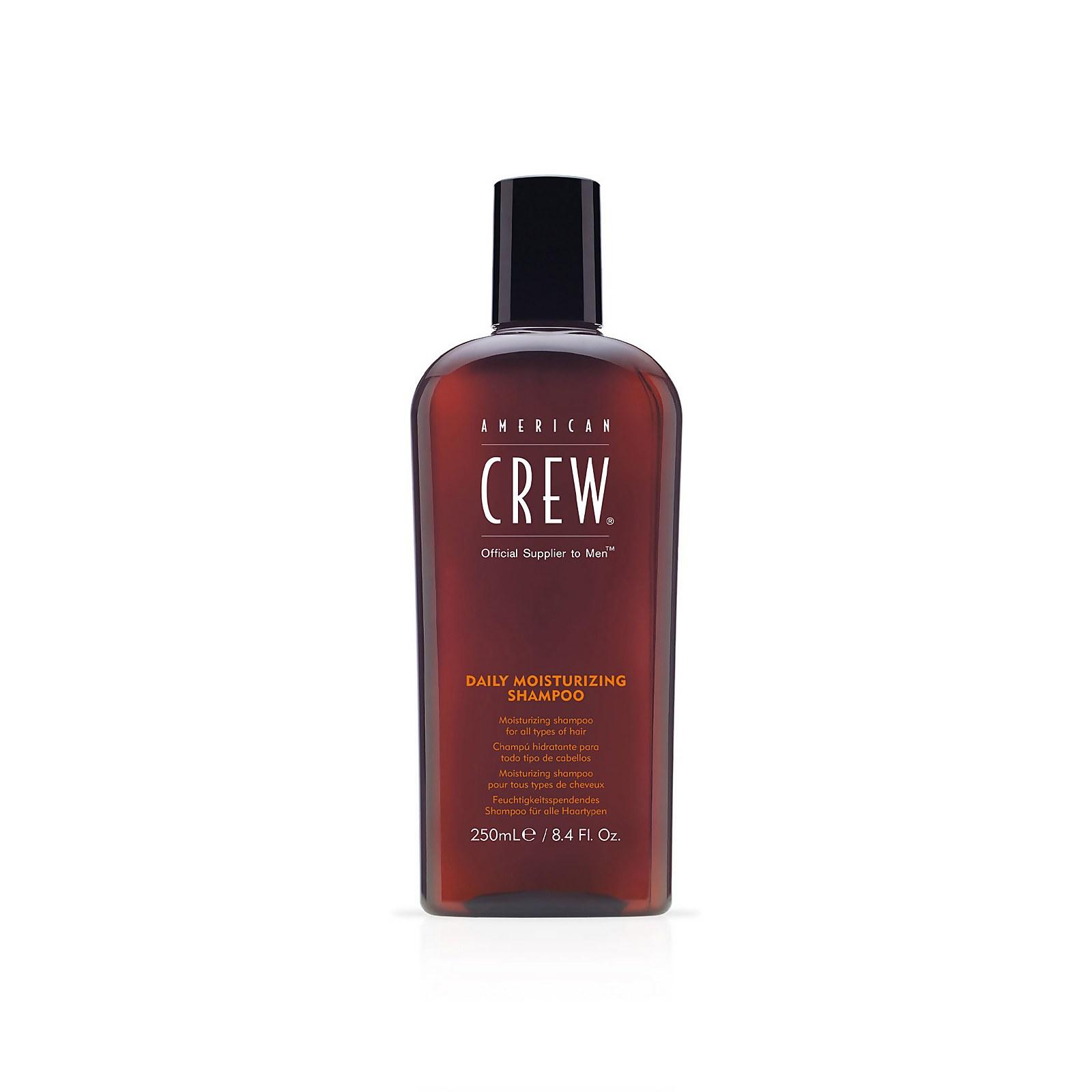 Купить Увлажняющий шампунь для ежедневного применения American Crew Daily Moisturising Shampoo (250мл)