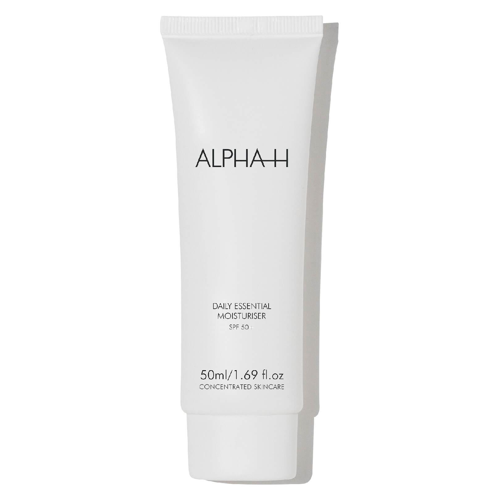 Crème hydratante quotidienne SPF50+ d'Alpha-H (50 ml)
