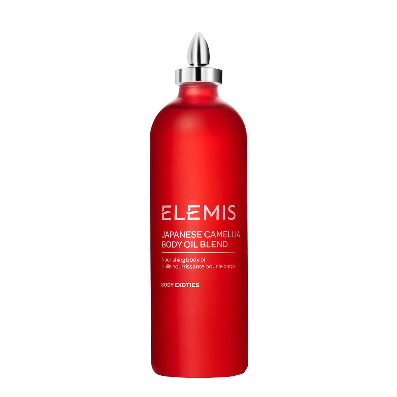Купить Elemis Japanese Camellia Body Oil Blend 100ml