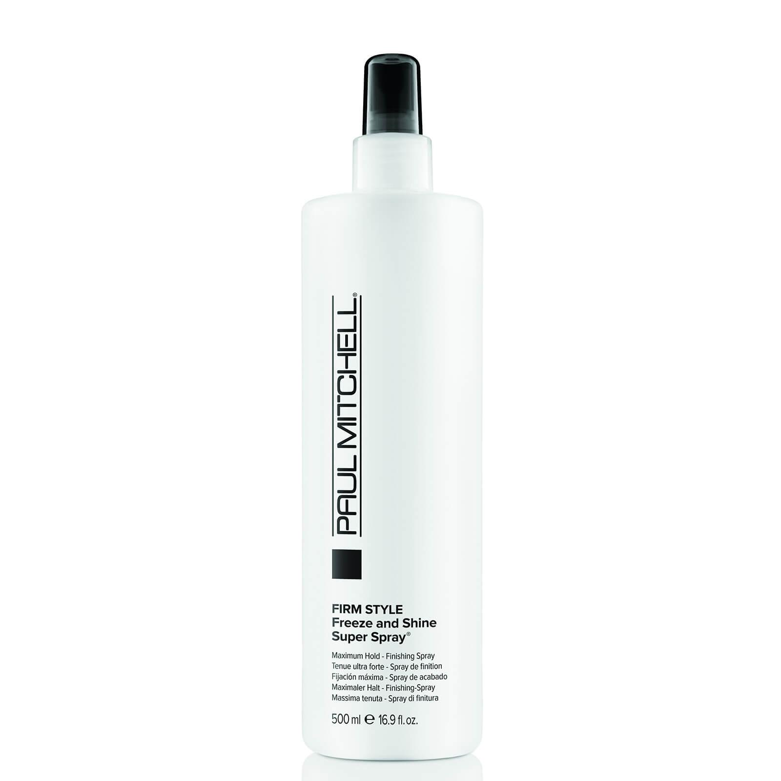 Купить Paul Mitchell Firm Style Freeze And Shine Super Spray (500ml)