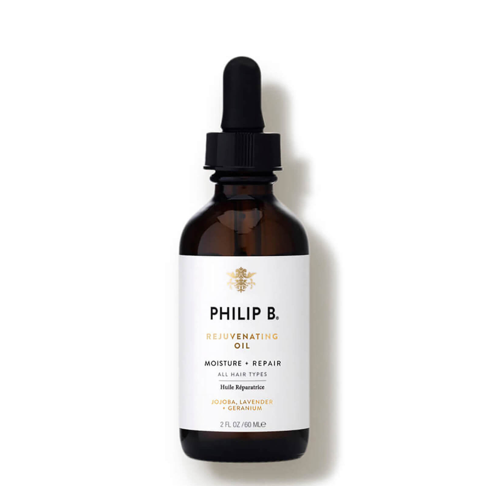 Watch a story about PHILIP B REJUVENATING OIL