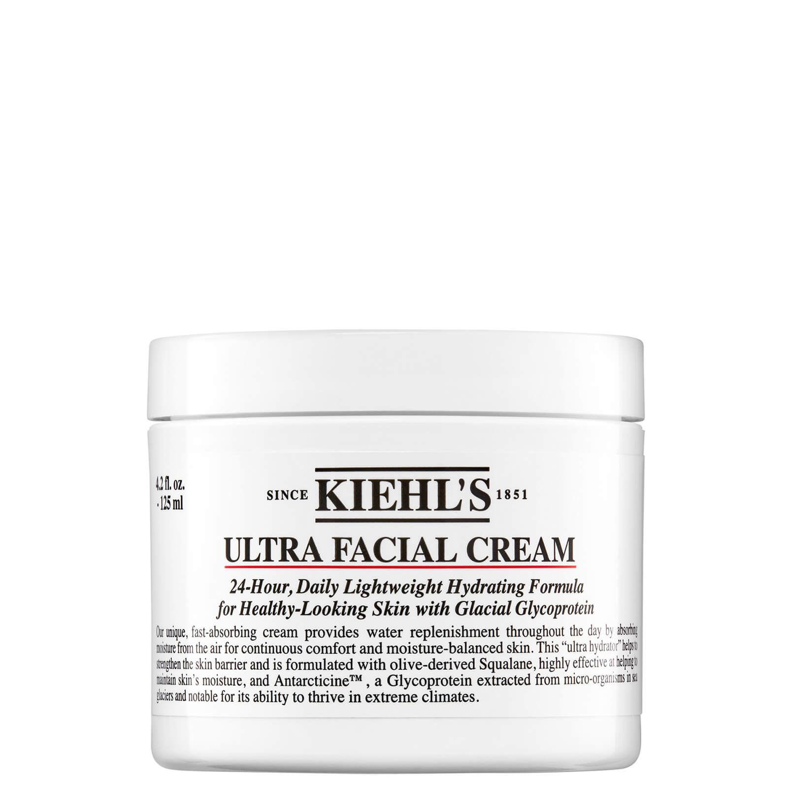 Kiehl's Ultra Facial Cream (Various Sizes) - 125ml