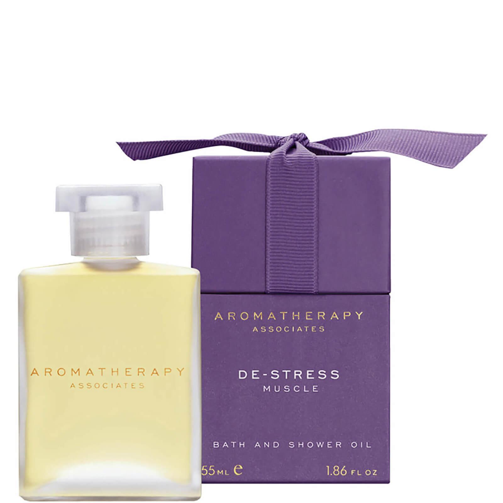 Look Fantastic coupon: Aromatherapy Associates De-Stress Muscle Bath & Shower Oil (55ml)