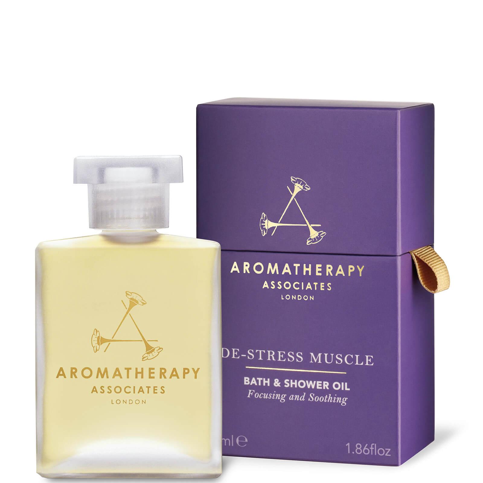 Купить Aromatherapy Associates De-Stress Muscle Bath & Shower Oil 55ml