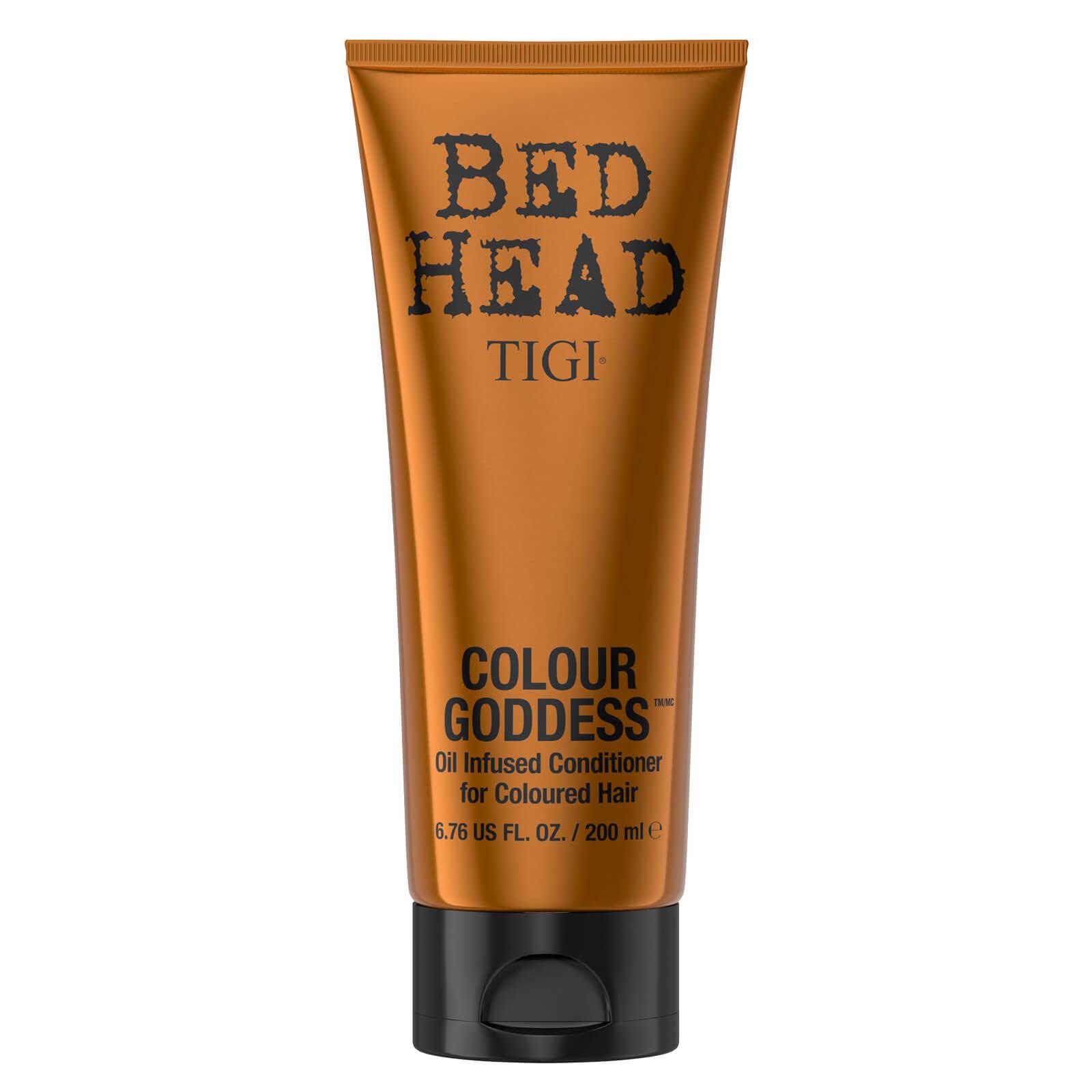 Купить Кондиционер для окрашенных волос TIGI Bed Head Colour Goddess Conditioner (200 мл)