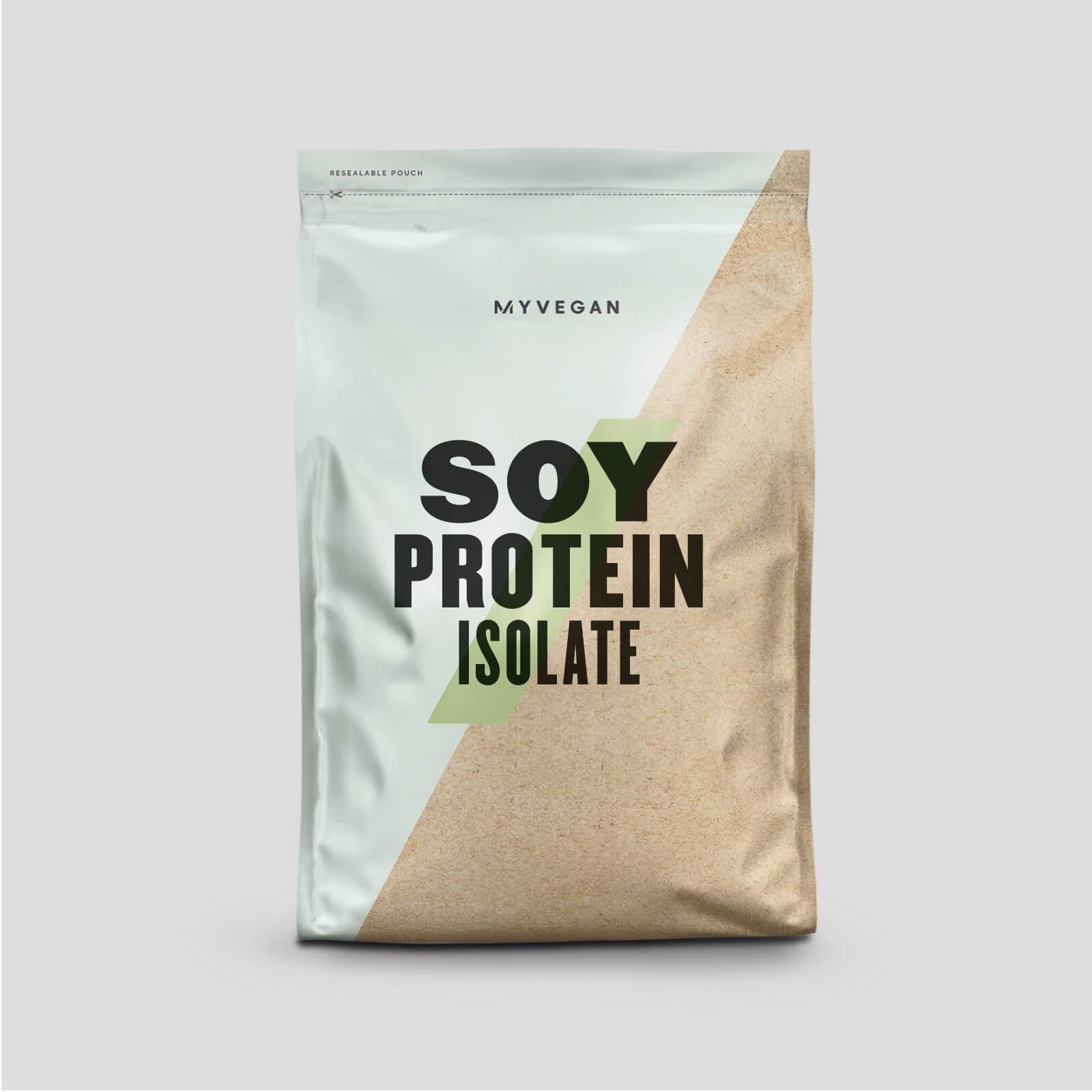 Isolat de protéine de soja - 1kg - Vanille