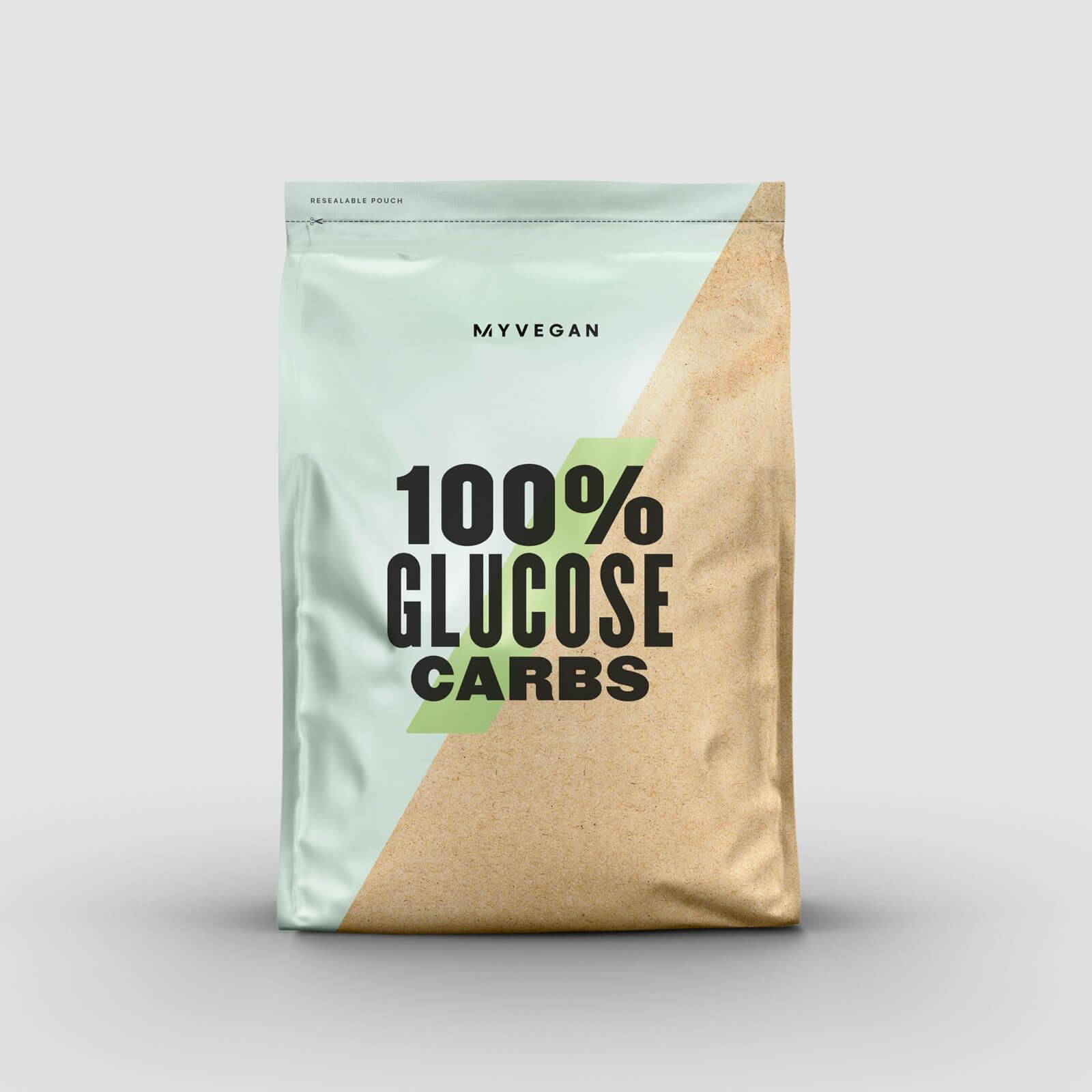 Купить Углеводы: 100% глюкоза - 1kg - Натуральный вкус, Myprotein International