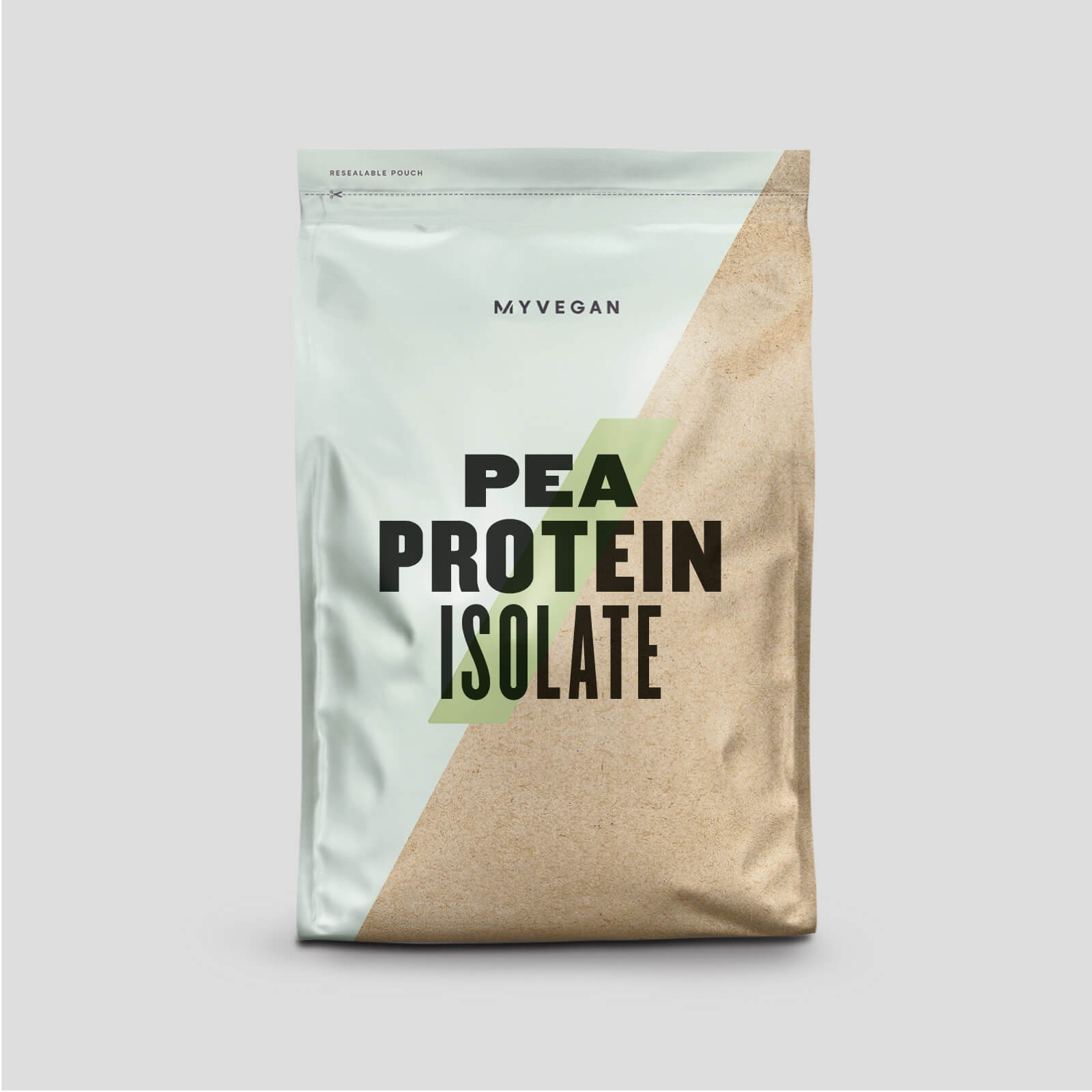 Isolat de protéine de pois - 1kg - Fraise