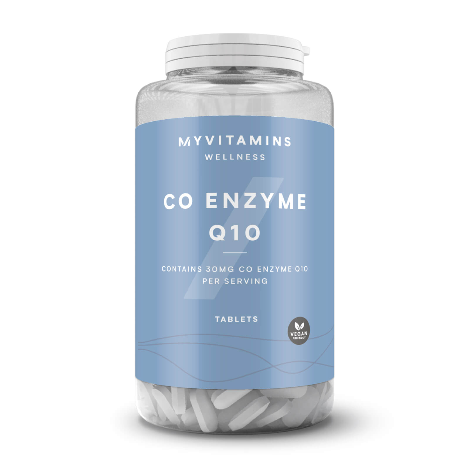Myvitamins Co Enzyme Q10 - 90Tablets