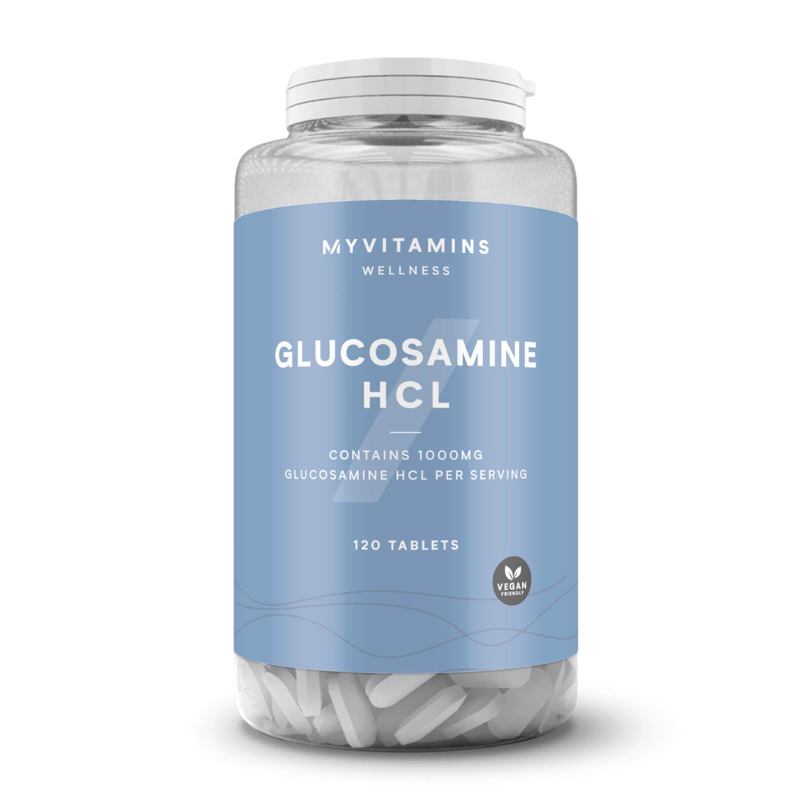 Купить Гидрохлорид глюкозамина - 120таблеток, Myprotein International