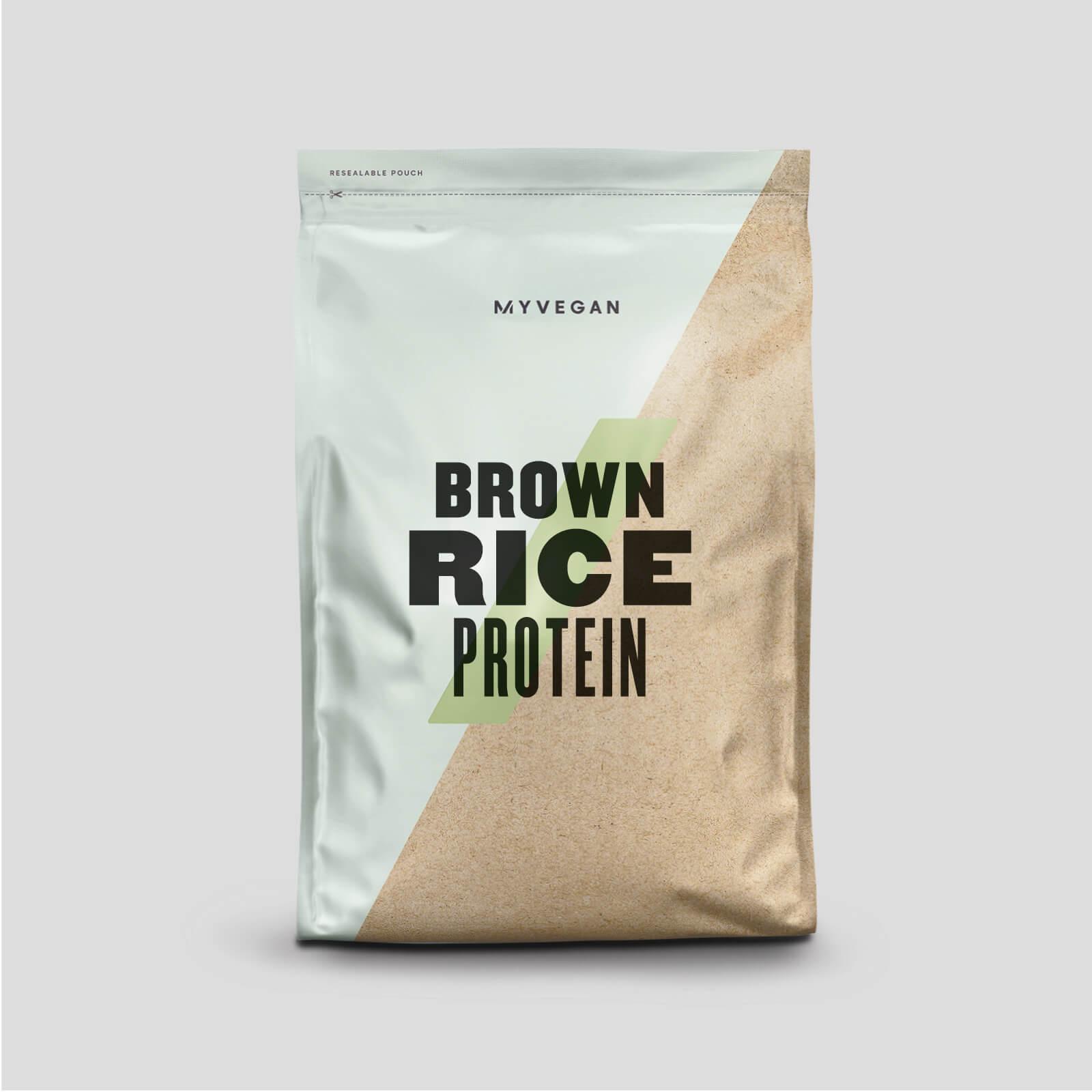 Protéine de riz brun - 1kg - Sans arôme ajouté