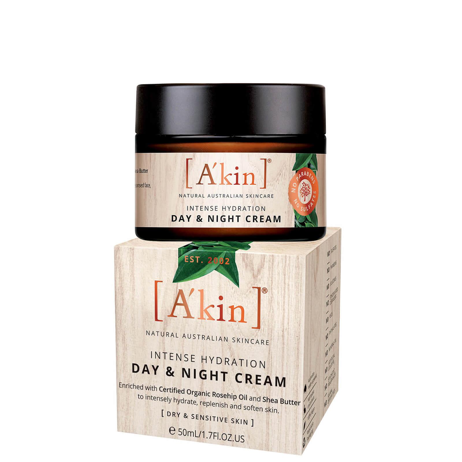 Купить A'Kin Intense Hydration Day & Night Cream 50ml