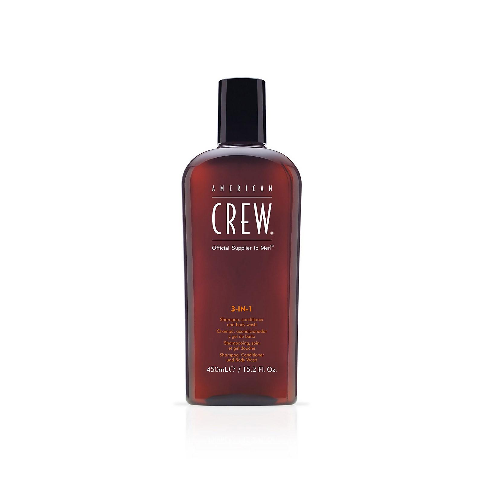 Купить Средство 3-в-1 для ухода за волосами и телом American Crew 3-In-1 (450мл)