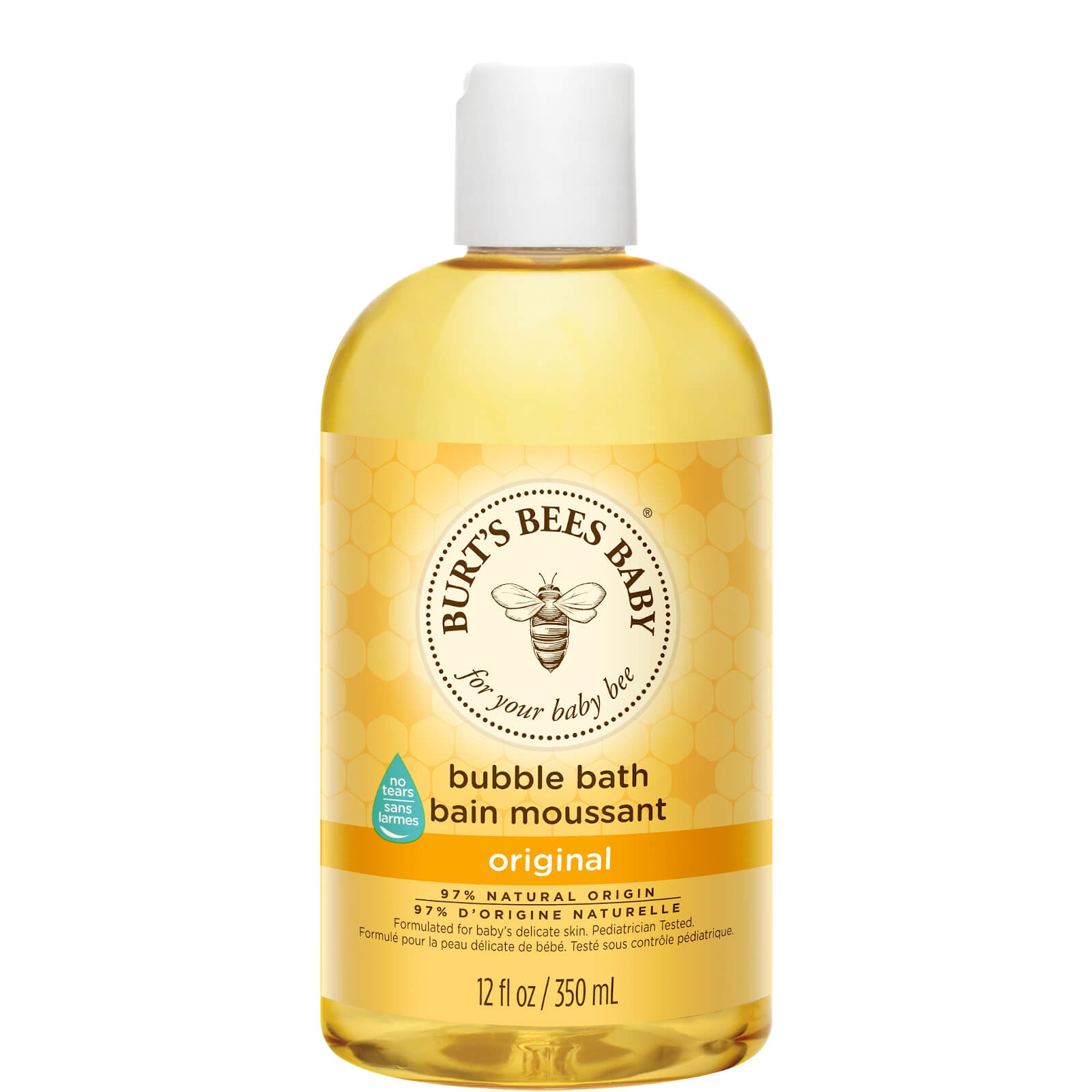 Купить Пена для ванны Burt's Bees Baby Bee Bubble Bath (350 мл)
