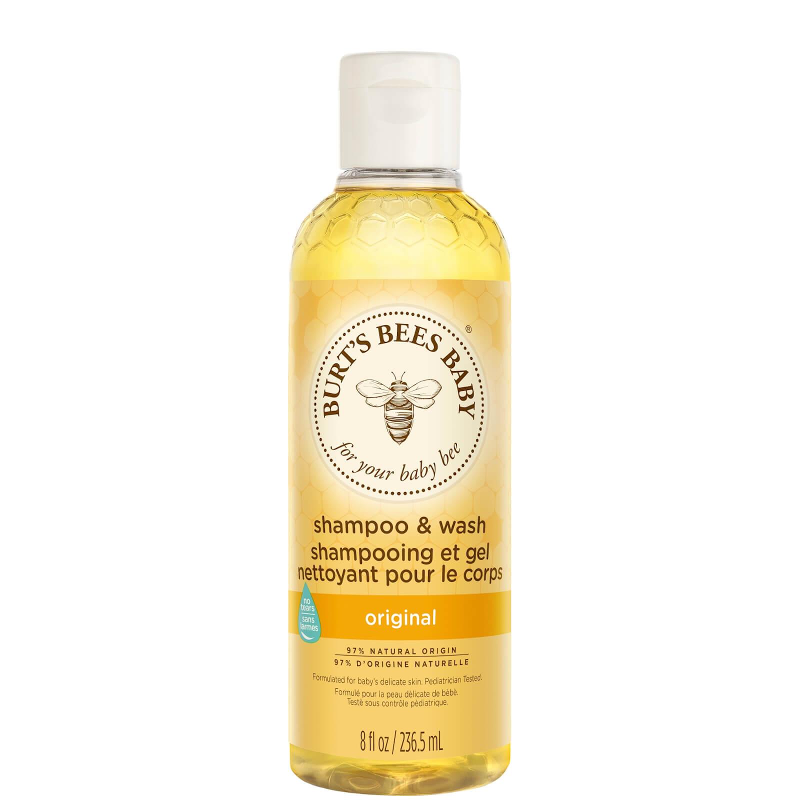 Купить Шампунь и гель для душа Burt's Bees Baby Bee Shampoo & Body Wash (236 мл)
