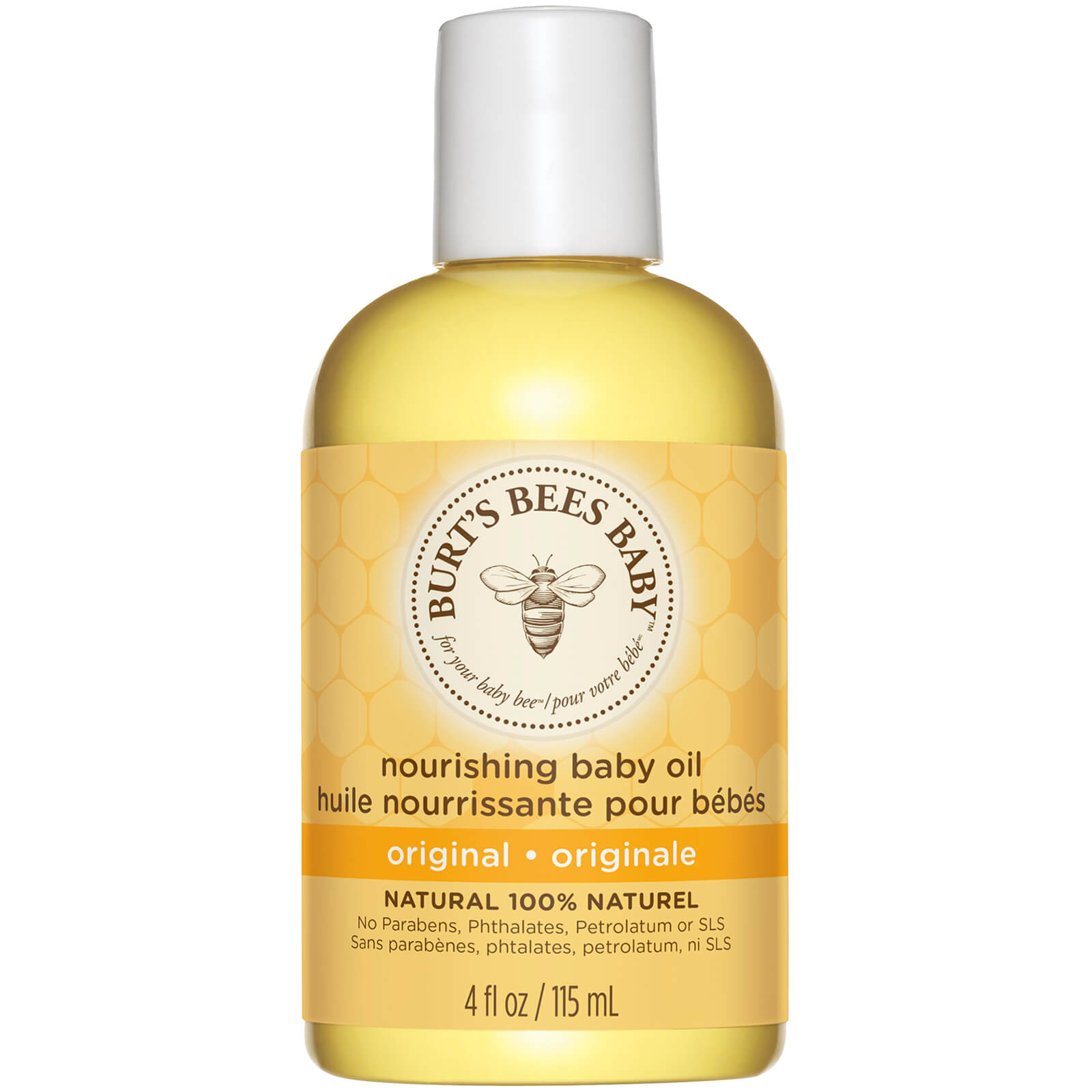 Купить Масло для детей Burt's Bees Baby Bee Nourishing Baby Oil 115 мл