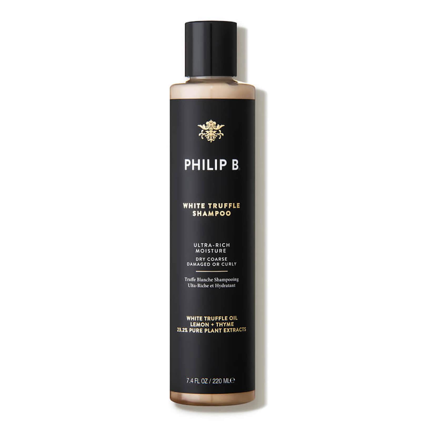 Купить Увлажняющий шампунь с экстрактом белого трюфеля Philip B White Truffle Ultra-Rich Moisturising Shampoo (220мл)
