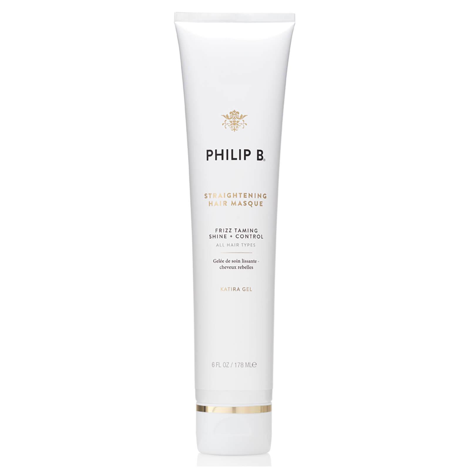 Philip B Straightening Hair Masque 178ml
