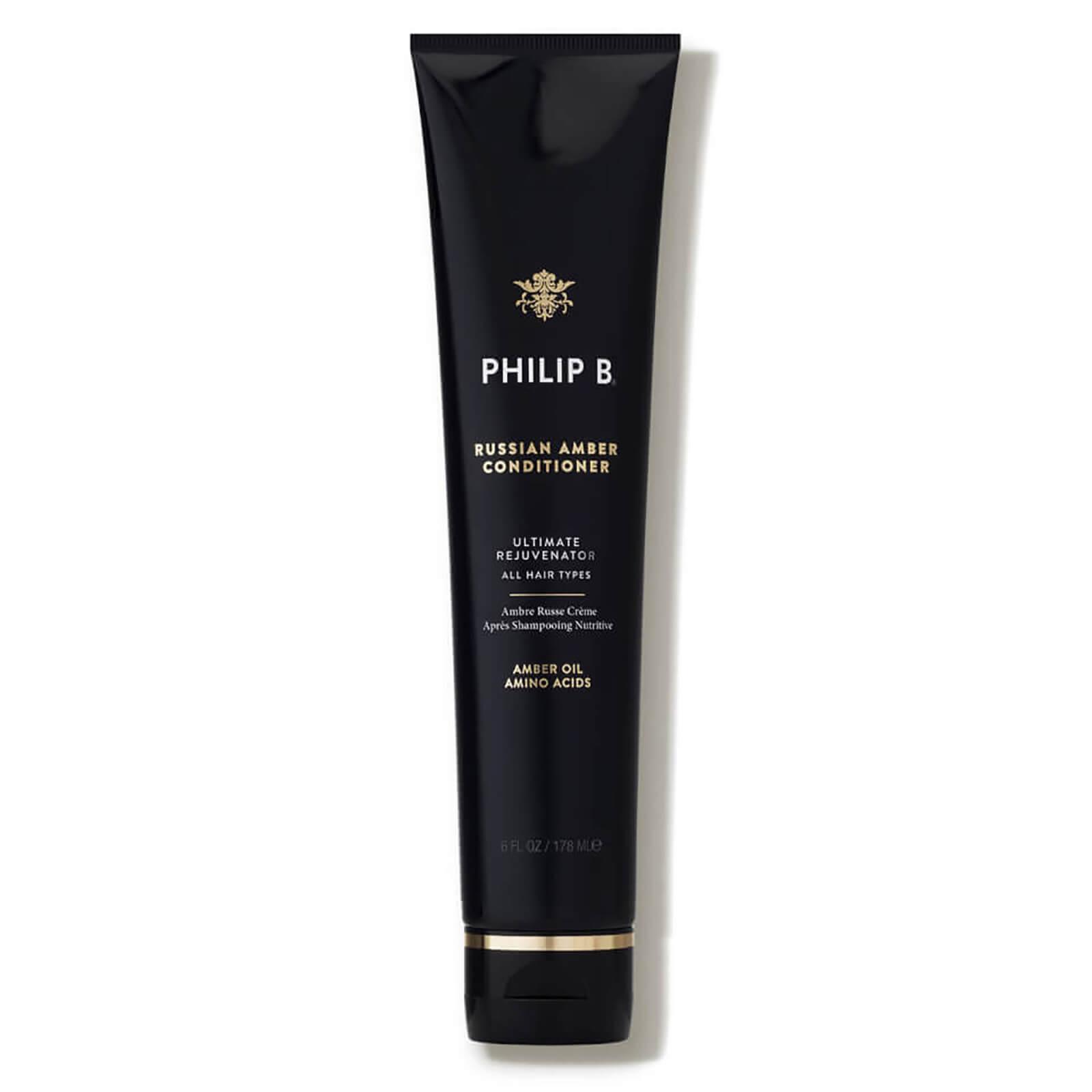 Купить Восстанавливающий крем-кондиционер Philip B Russian Amber Imperial Conditioning Crème (178мл)