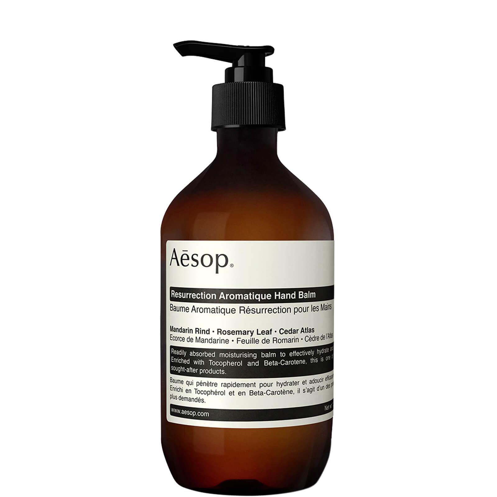 Купить Aesop Ressurection Aromatique Hand Balm 500ml