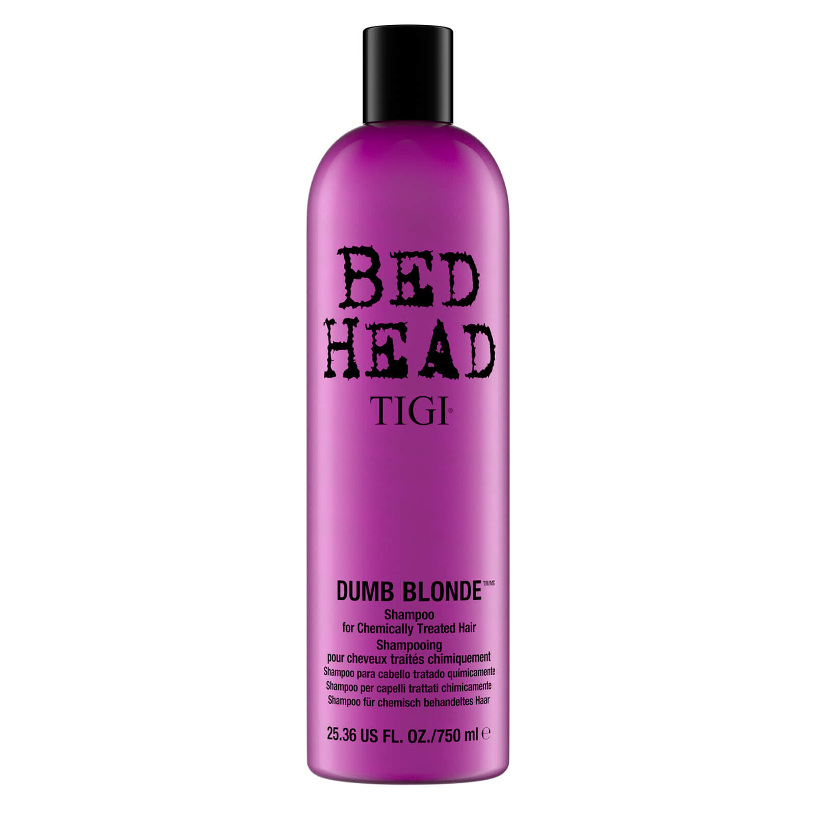 Tigi Bed Head Dumb Blonde Shampoo (750ml)