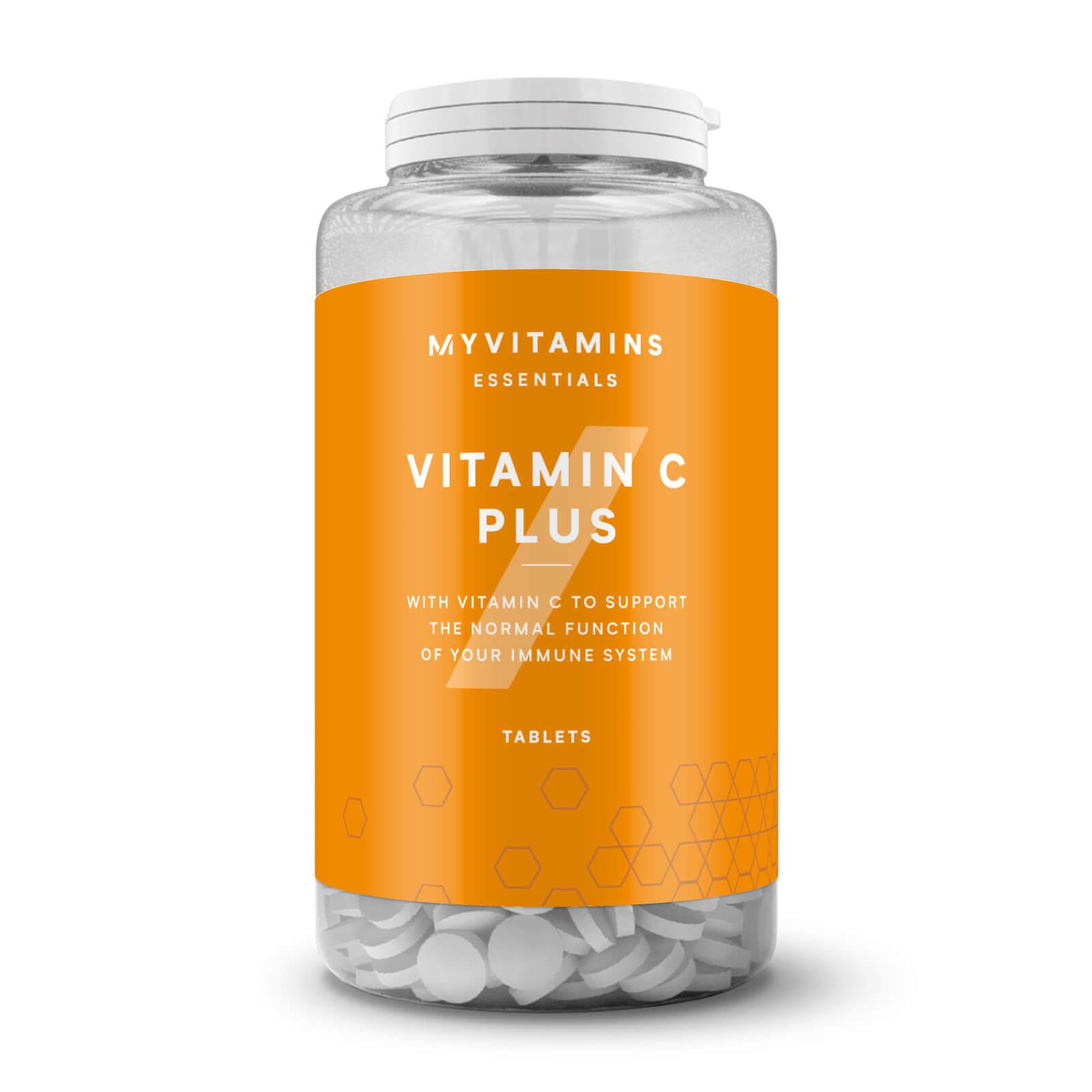 Image of Vitamina C Plus - 60Compresse - Tub