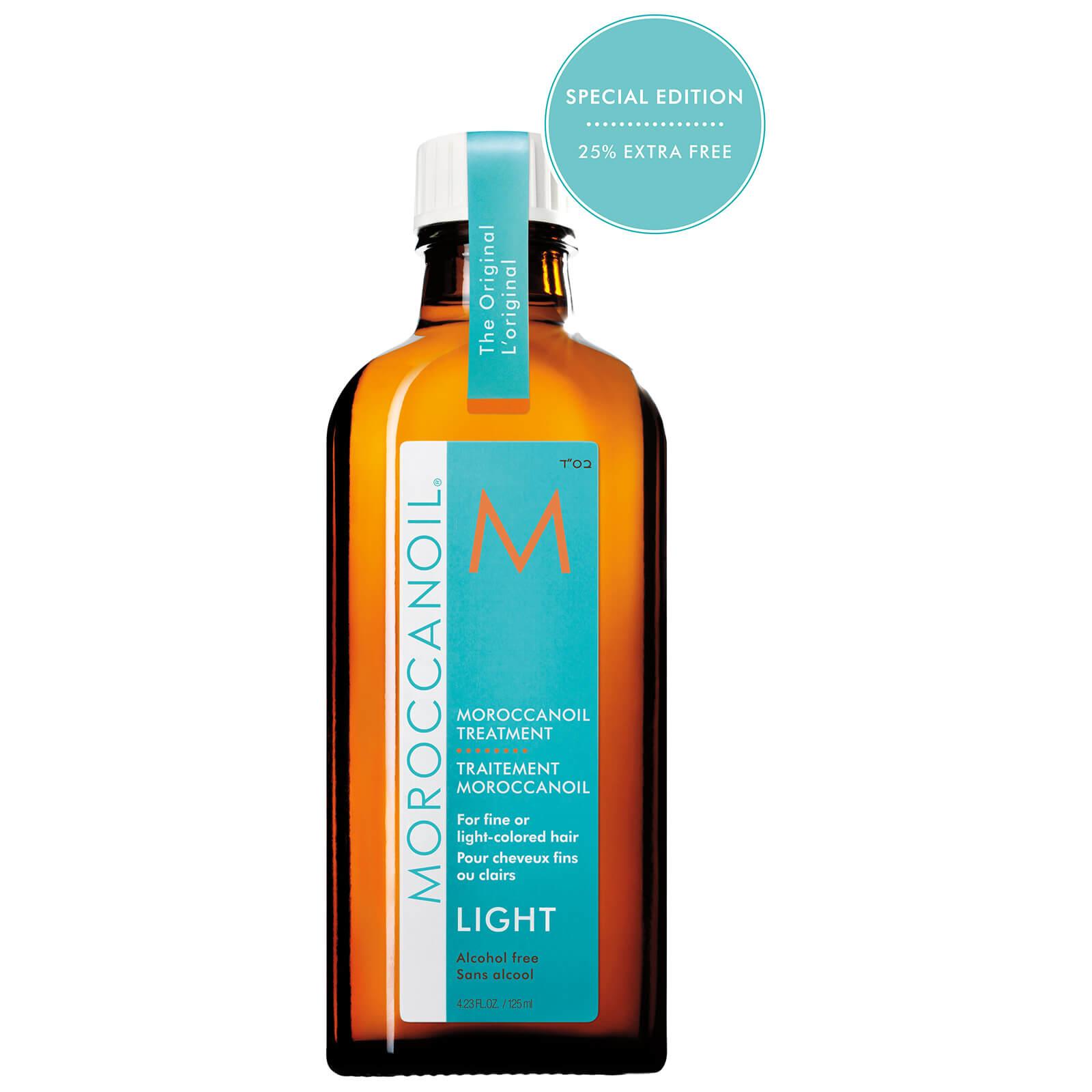 Moroccanoil Treatment Light (125ml) (25% Extra Free) (Worth £41.05)