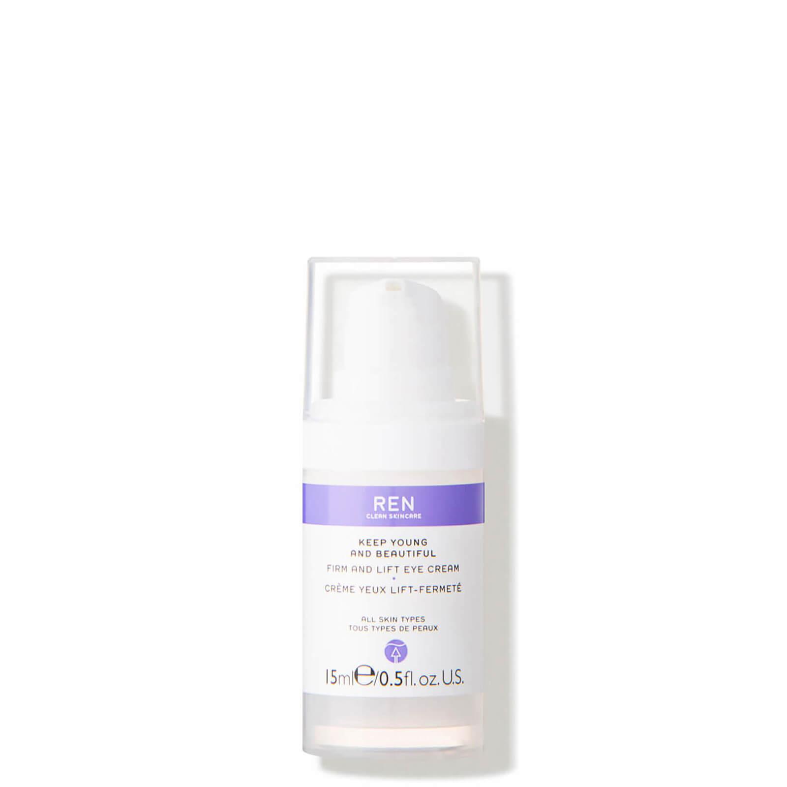 Купить Крем для укрепления и подтягивания кожи вокруг глаз REN Keep Young and Beautiful™ Firm and Lift Eye Cream