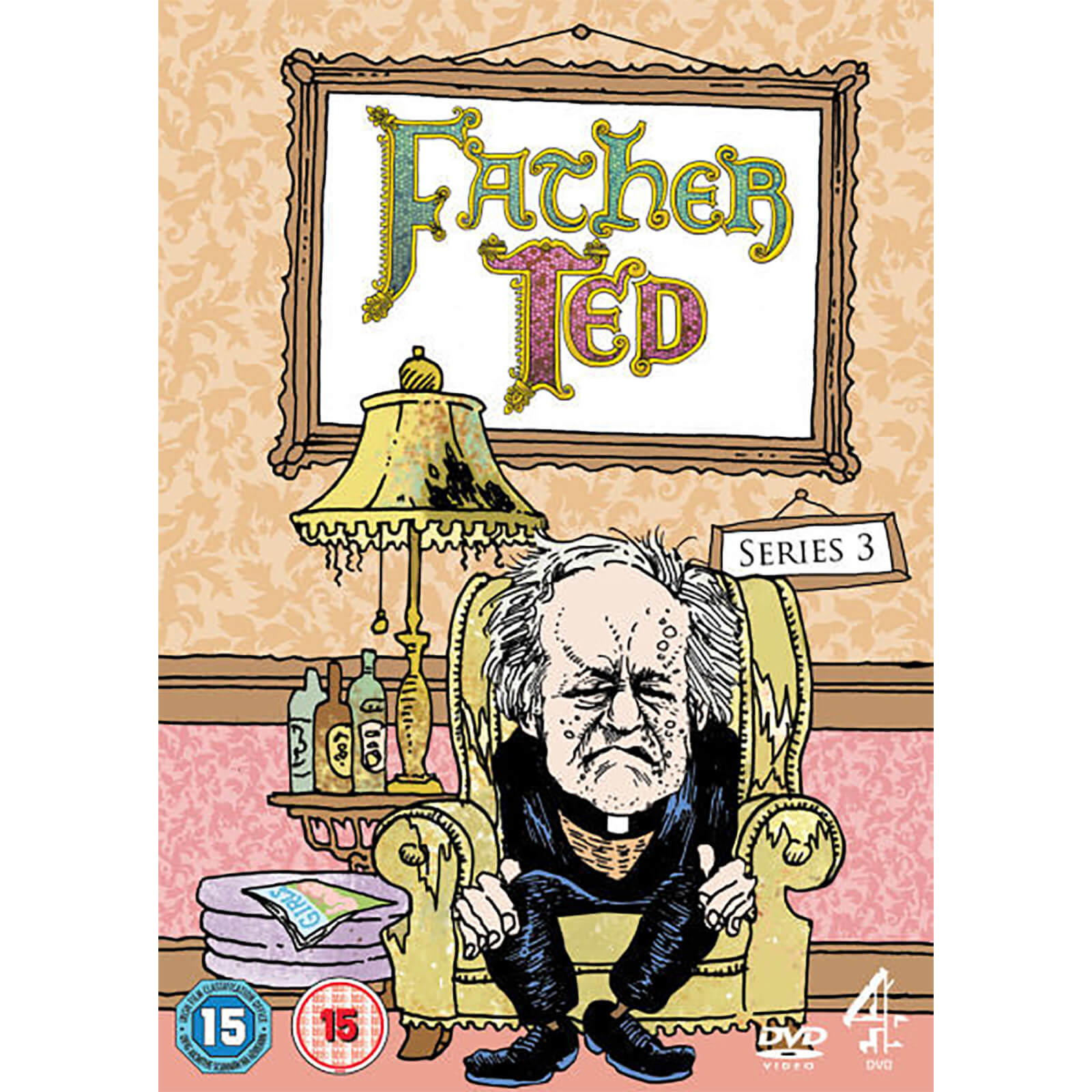 Click to view product details and reviews for Father Ted Series 3.